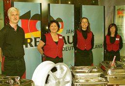 Catering und Partyservice für das Betriebsfest