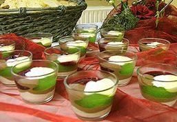 Catering und Partyservice für die Geburtstagsfeier