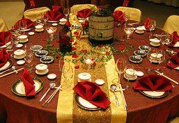 Catering und Partyservice für die Hochzeitsfeier