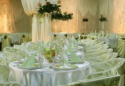 Catering und Partyservice für einen VIP Event