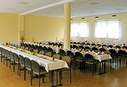 Feier und Event Location Bürgerhaus Seeba