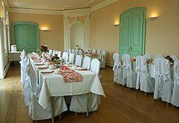 Feier und Event Location Jagdschloss Hermannsfeld