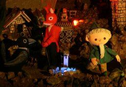 Sandmann, Fuchs und Elster, Schirmherren der Märchenhöhle