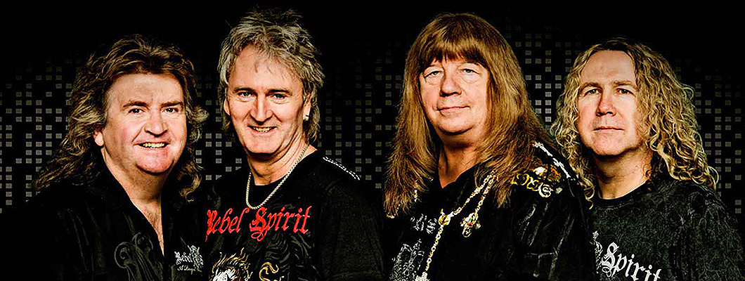 The Sweet (Still Got the Rock Tour) im Volkshaus Meiningen!