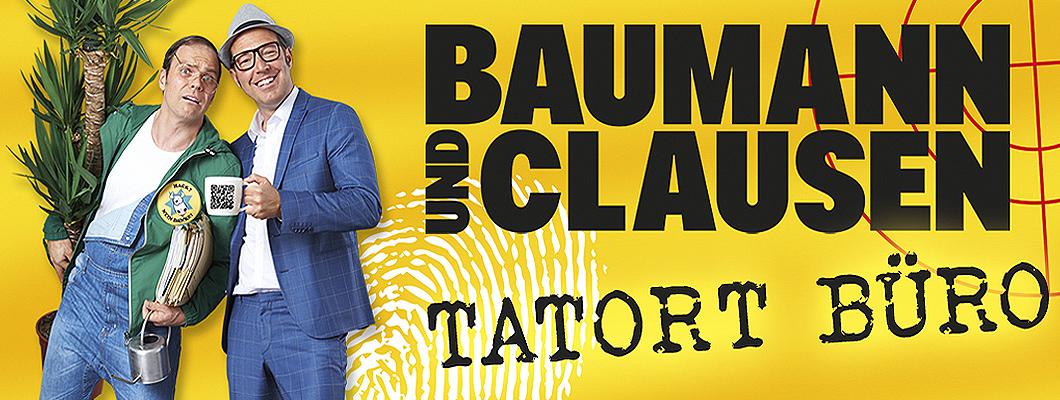 Comedyabend mit Baumann & Clausen im Volkshaus Meiningen!